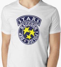Camiseta para hombre de cuello en v ESTRELLAS