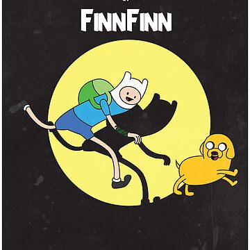 The Adventures of FinnFinn by siliconwallflow