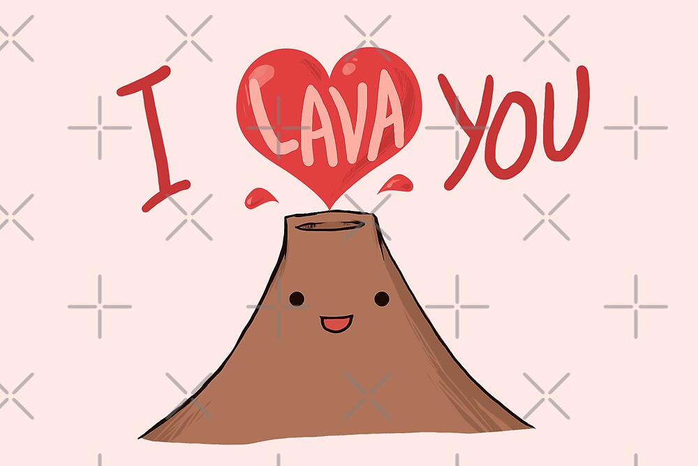 I LAVA YOU by cheezup