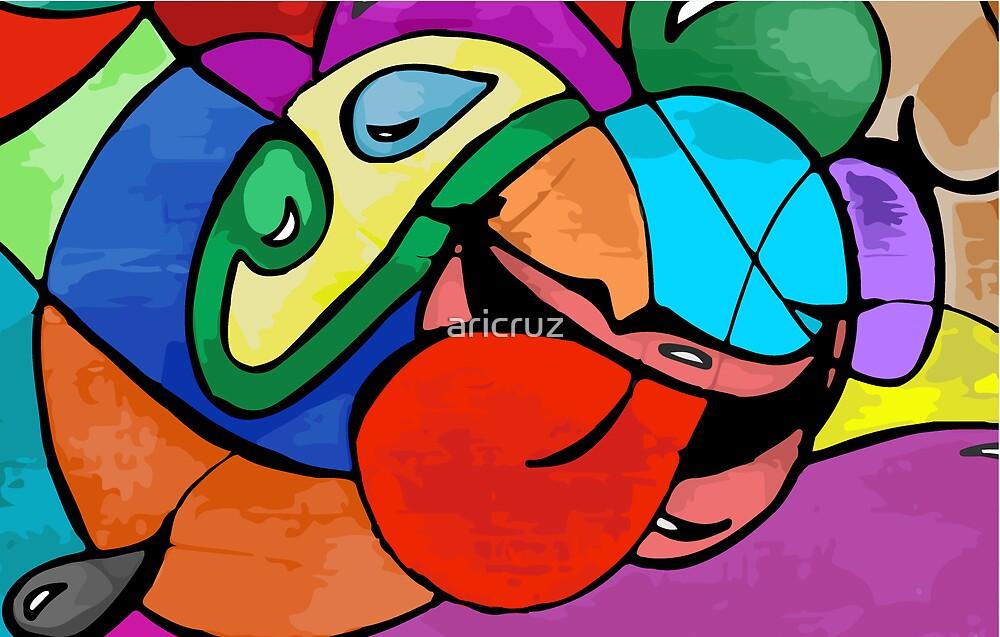 Mad Tongue by aricruz