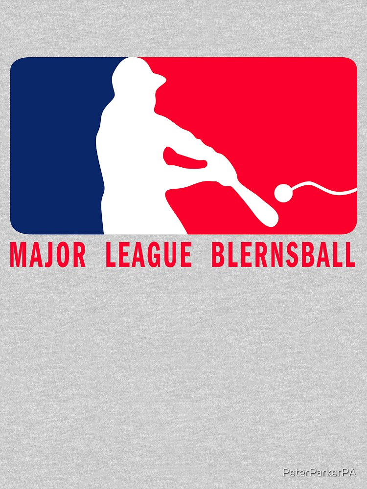 Major League Blernsball (MLB / Futurama parody) | Unisex T-Shirt
