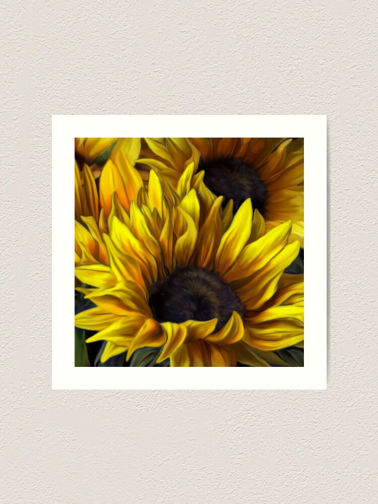 Alternate view of Sunshine Art Print