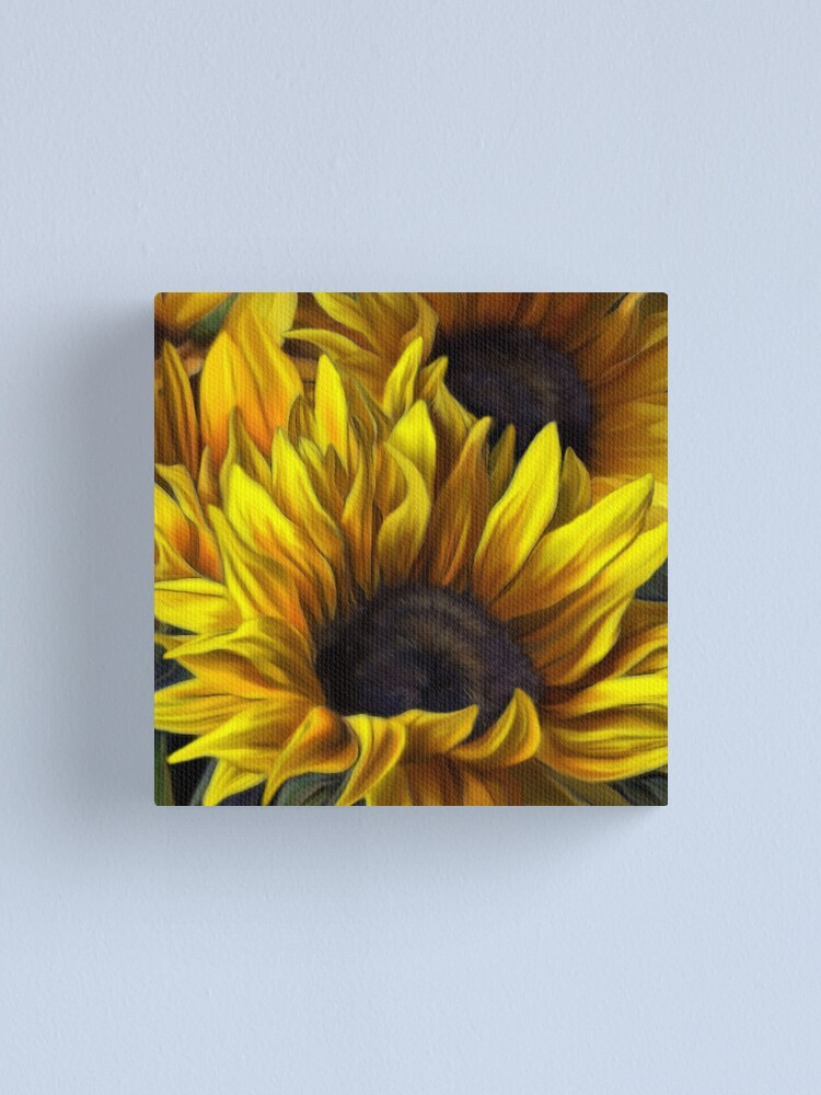 Alternate view of Sunshine Canvas Print