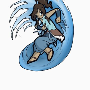 Korra the legend by GeekPies