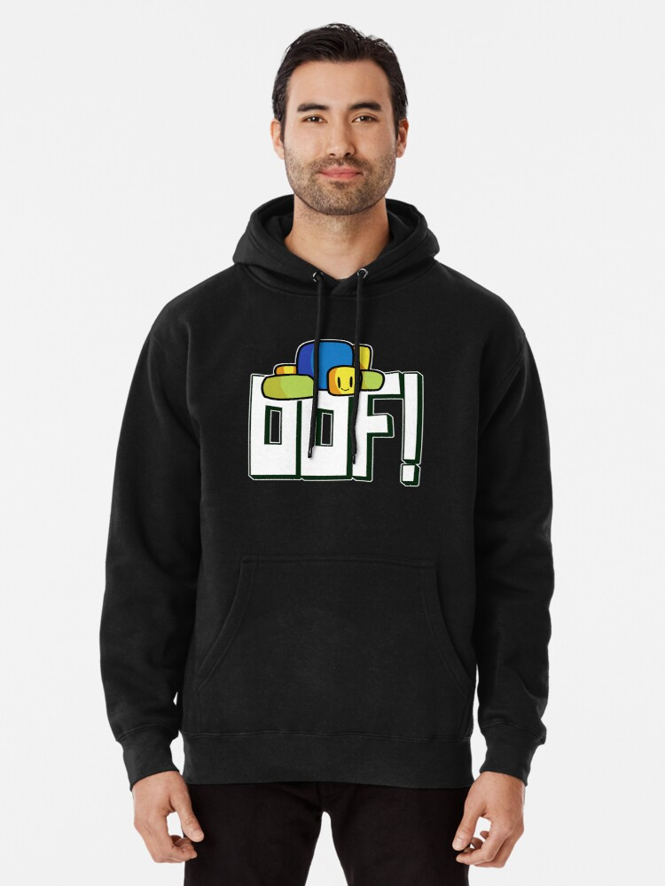 Cute Sweater Roblox Roblox Gaming Cute Noob Oof Meme Funny Saying Gamer Gift For Kids Pullover Hoodie By Smoothnoob Redbubble