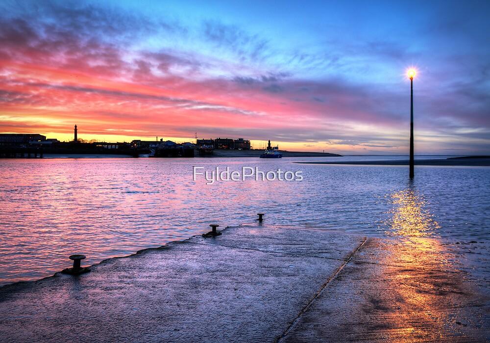 Knott End Ferry by FyldePhotos