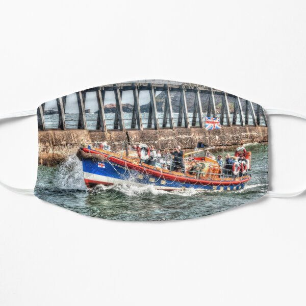 Whitby's Old Lifeboat, RNLI Mary Ann Hepworth Mask
