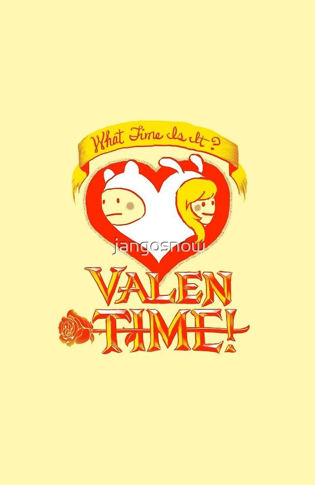 ValenTIME! by jangosnow