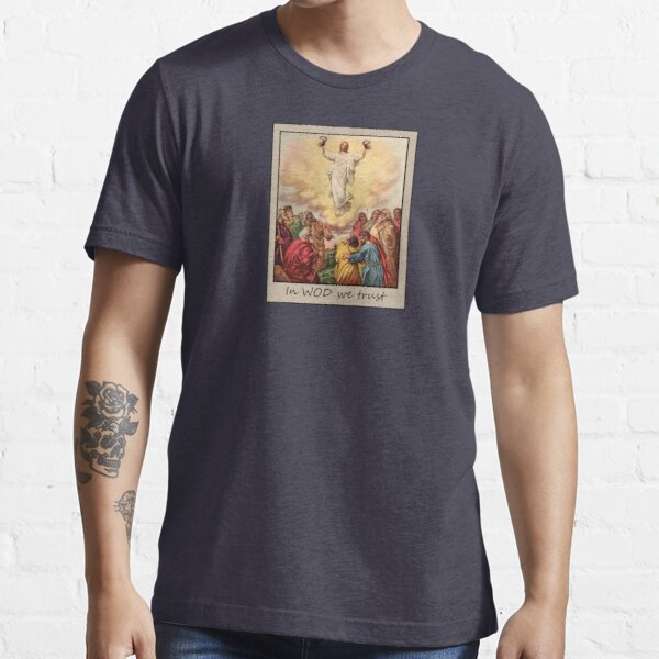 In WOD we Trust Essential T-Shirt