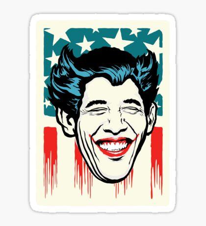 Yes, We Joke Sticker