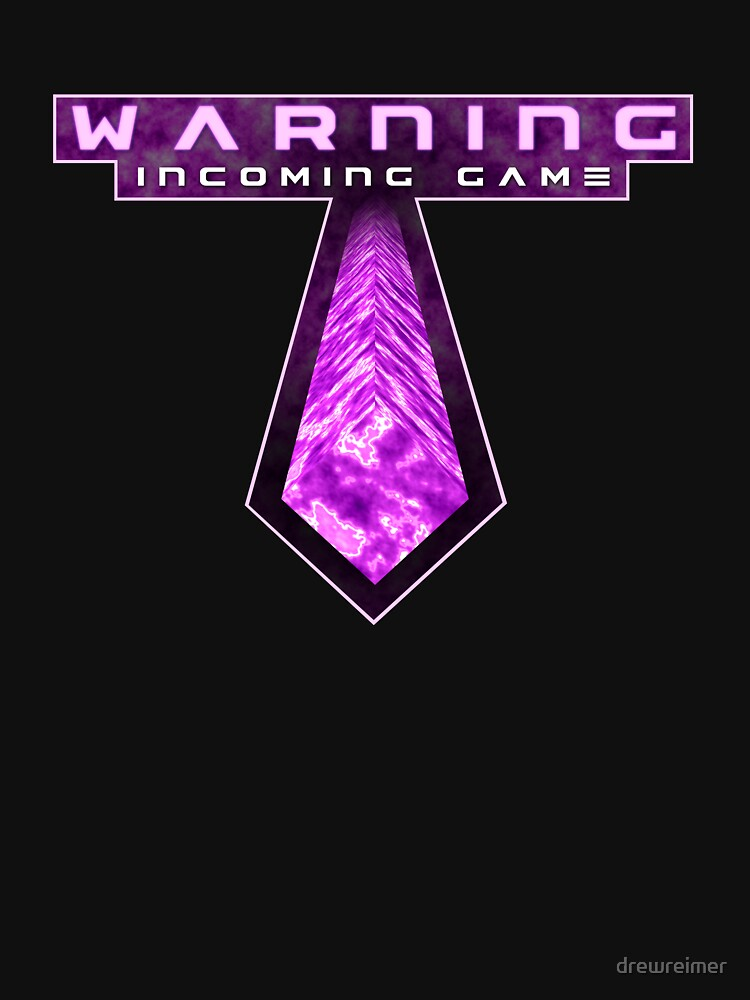 Warning: Incoming Game by drewreimer