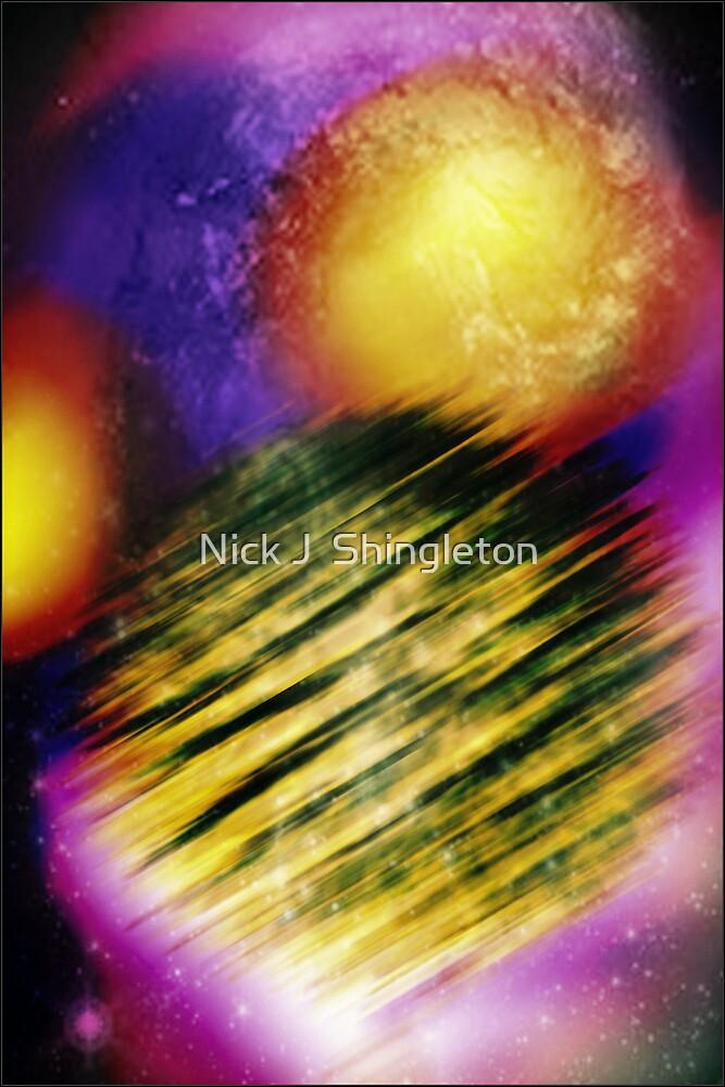 The Alien Universe  by Nick J  Shingleton