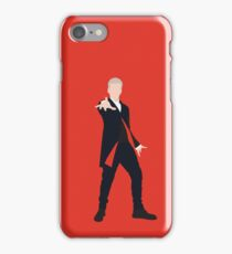 12th Doctor Peter Capaldi iPhone Case/Skin