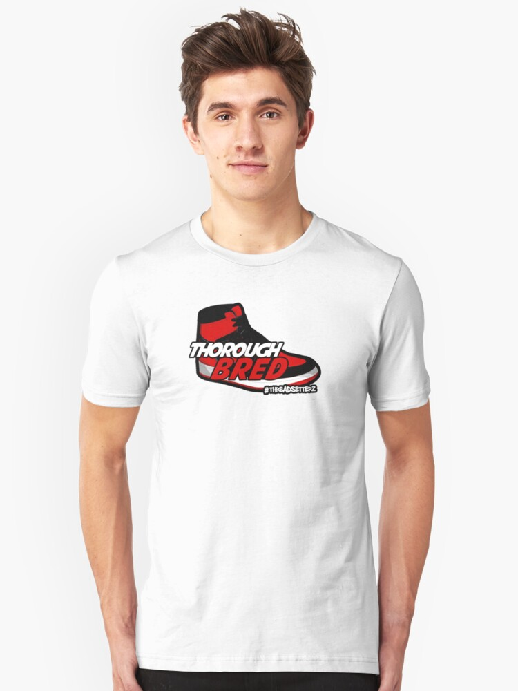 ThoroughBred 1's Unisex T-Shirt Front