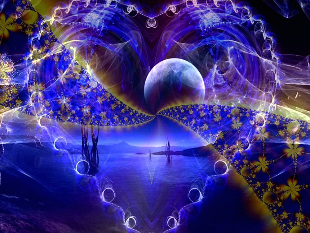Moon Love by Brian Exton