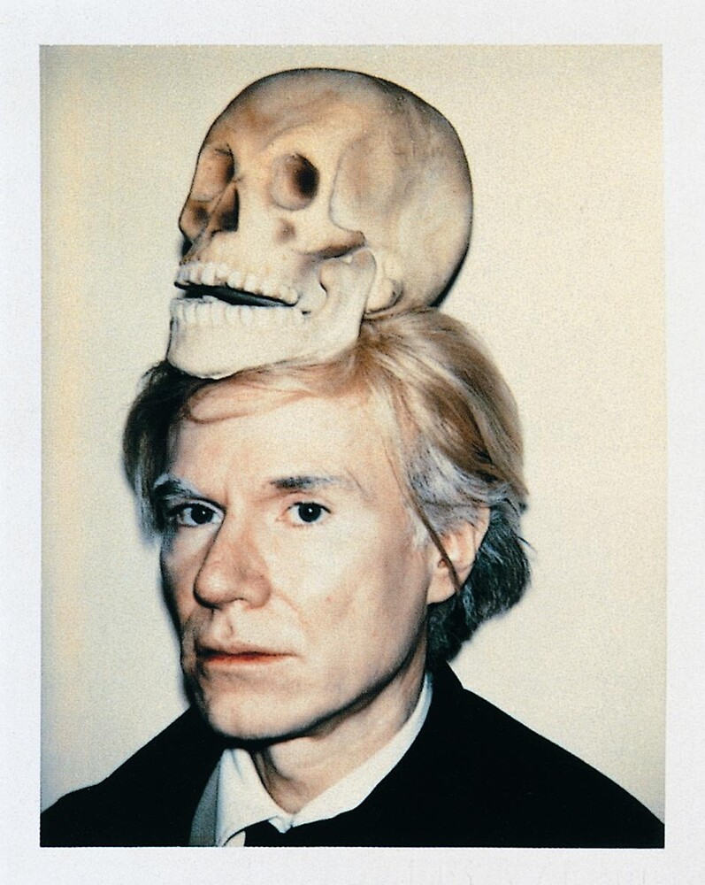 Andy Warhol Polaroid by itsmePao