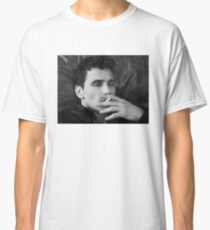 Camiseta clásica James Franco - Humo