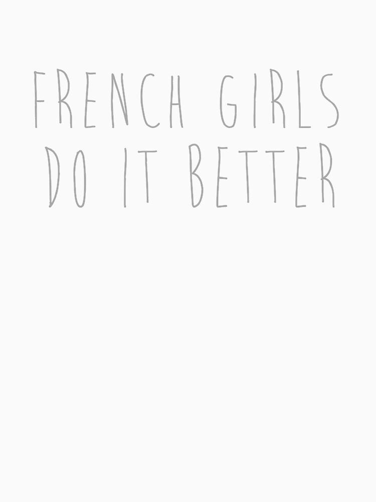 French girls by manonl