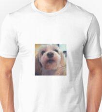 puppy face Unisex T-Shirt