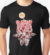 Final Fantasy Moogle-verse (red) T-Shirt