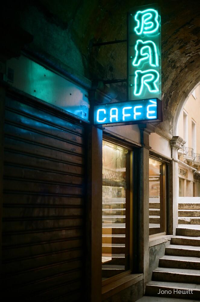 Bar Caffè by Jono Hewitt