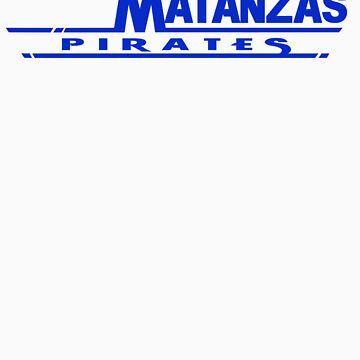 Matanzas Pirates Blue by CutlineDesigns