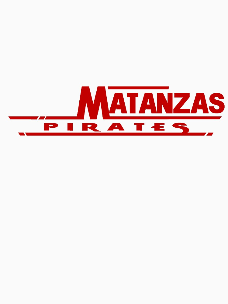 Matanzas Pirates Red by CutlineDesigns