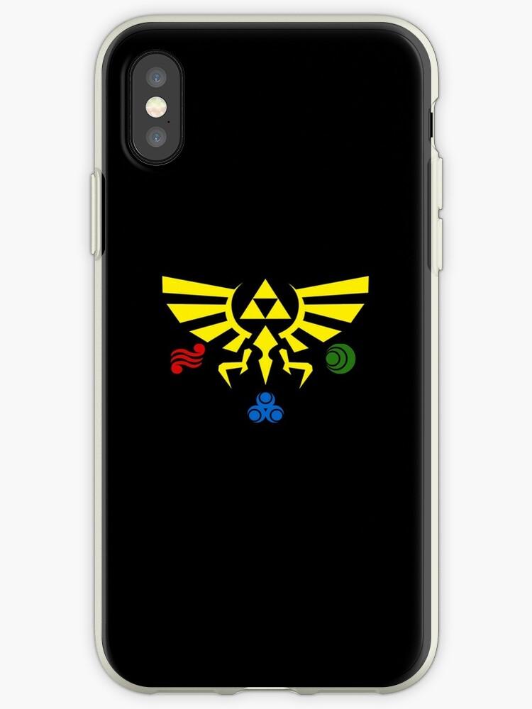 Legend Of Zelda Phone Case by CutlineDesigns