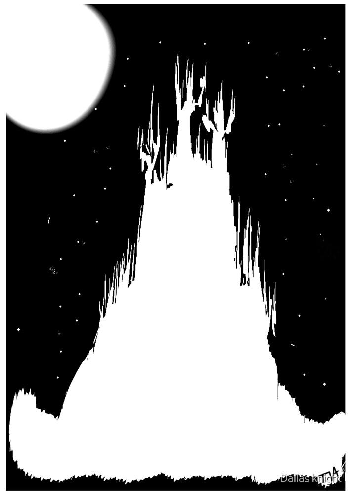 fairy magic castle by tia knight by Tia Knight