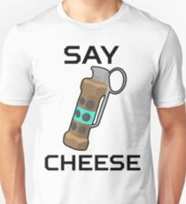 CSGO Flashbang Say Cheese Unisex T-Shirt
