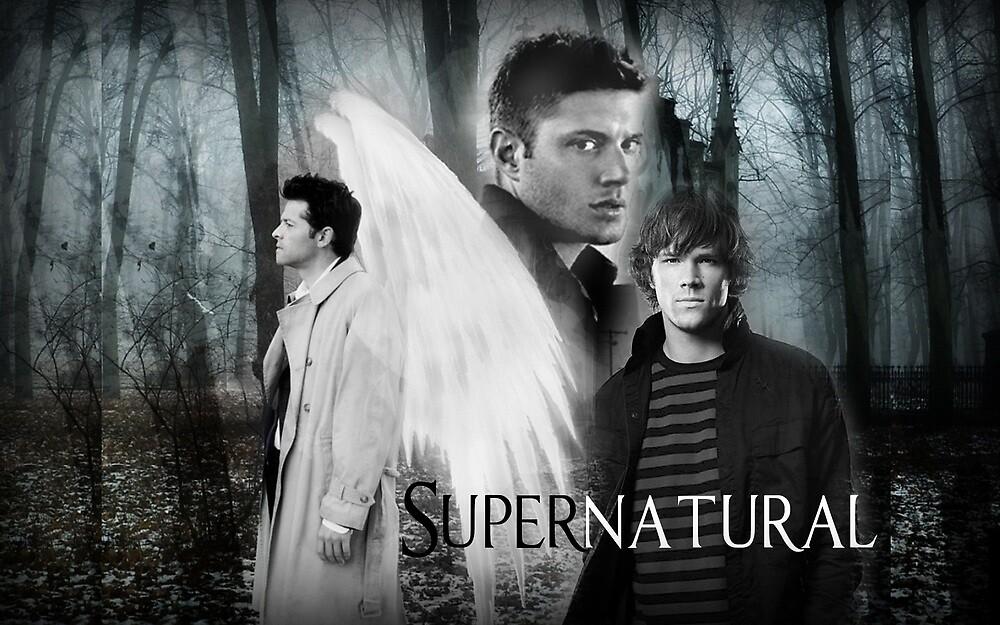 supernatural by catarina1998