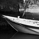 Moored Boat Composition by Jono Hewitt