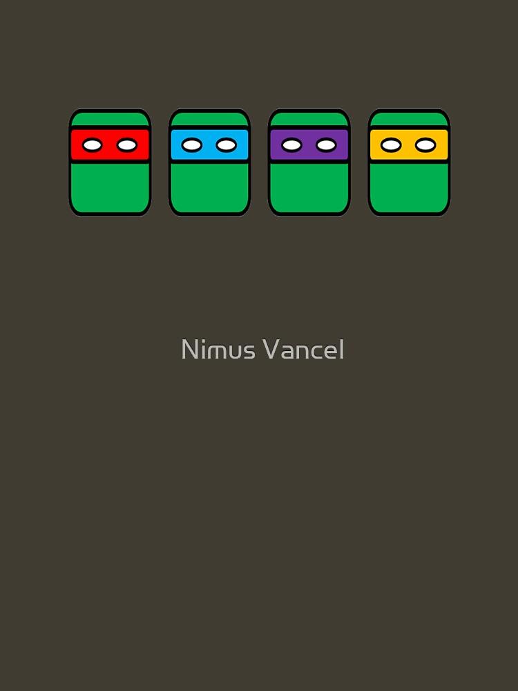 Teenage Mutant Ninja Turtles by Avance