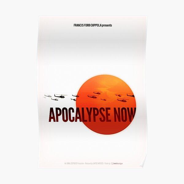 Apocalypse Now Movie Poster Poster