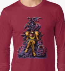 Metroid - The Huntress' Throne -Gaming Long Sleeve T-Shirt