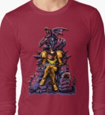Metroid - The Huntress' Throne -Gaming Long Sleeve T-Shirt
