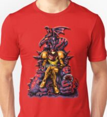 Metroid - The Huntress' Throne -Gaming T-Shirt