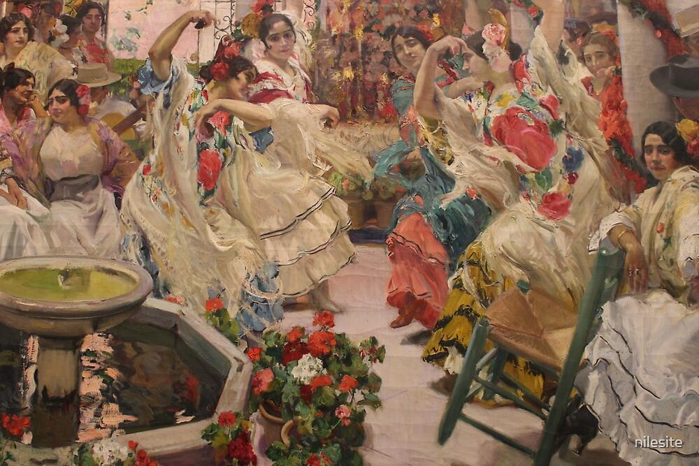 Hispanic Society - Sorolla Murals by nilesite
