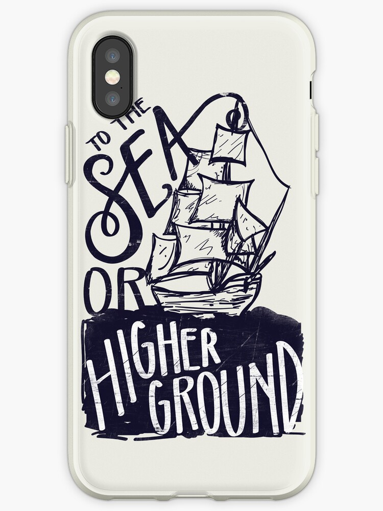 Ship iPhone case by motionthreads