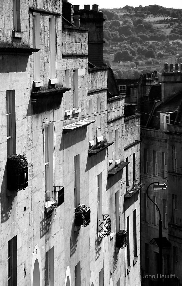 Northampton Street by Jono Hewitt