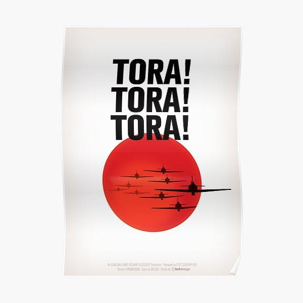 Tora! Tora! Tora! Movie Poster Poster