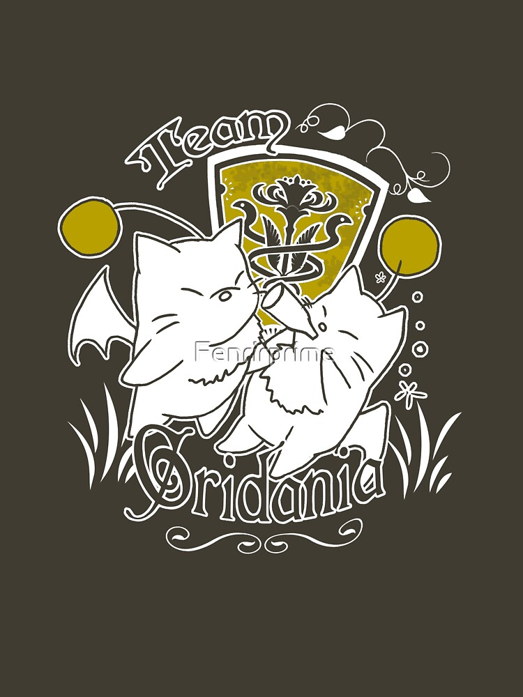 Team Gridania Moogles  | Women's T-Shirt