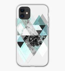 Graphic 110 (Turquoise Version) iPhone Case