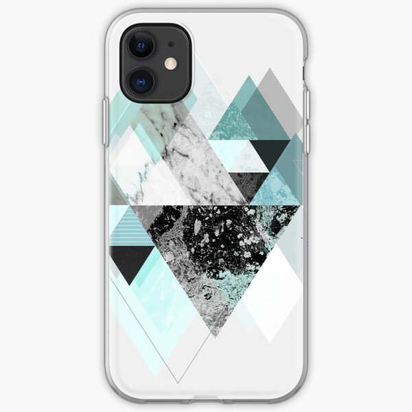Graphic 110 (Turquoise Version) iPhone Soft Case