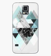 Grafik 110 (Türkis-Version) Hülle & Klebefolie für Samsung Galaxy