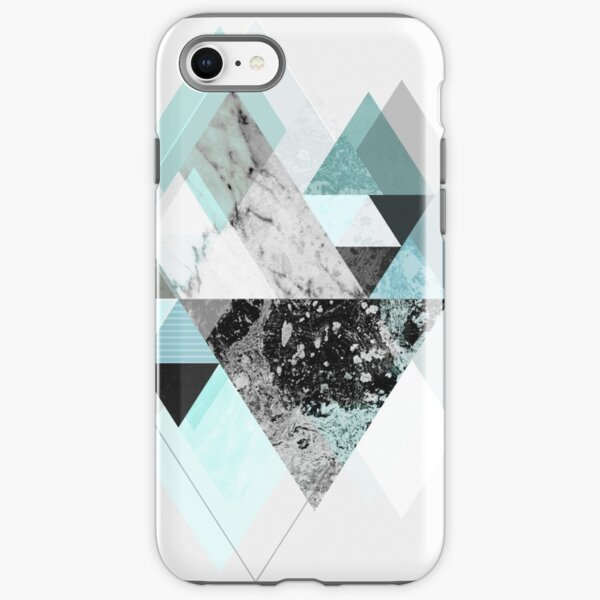 Graphic 110 (Turquoise Version) iPhone Tough Case