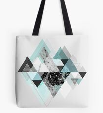 Graphic 110 (Turquoise Version) Tote Bag