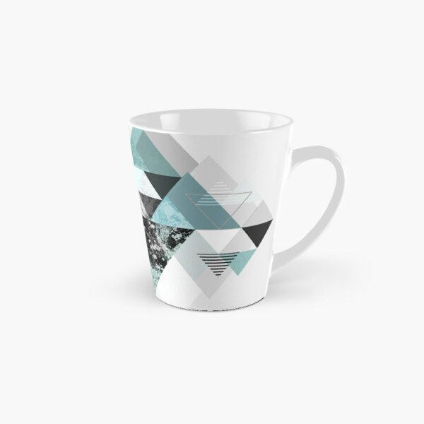 Graphic 110 (Turquoise Version) Tall Mug