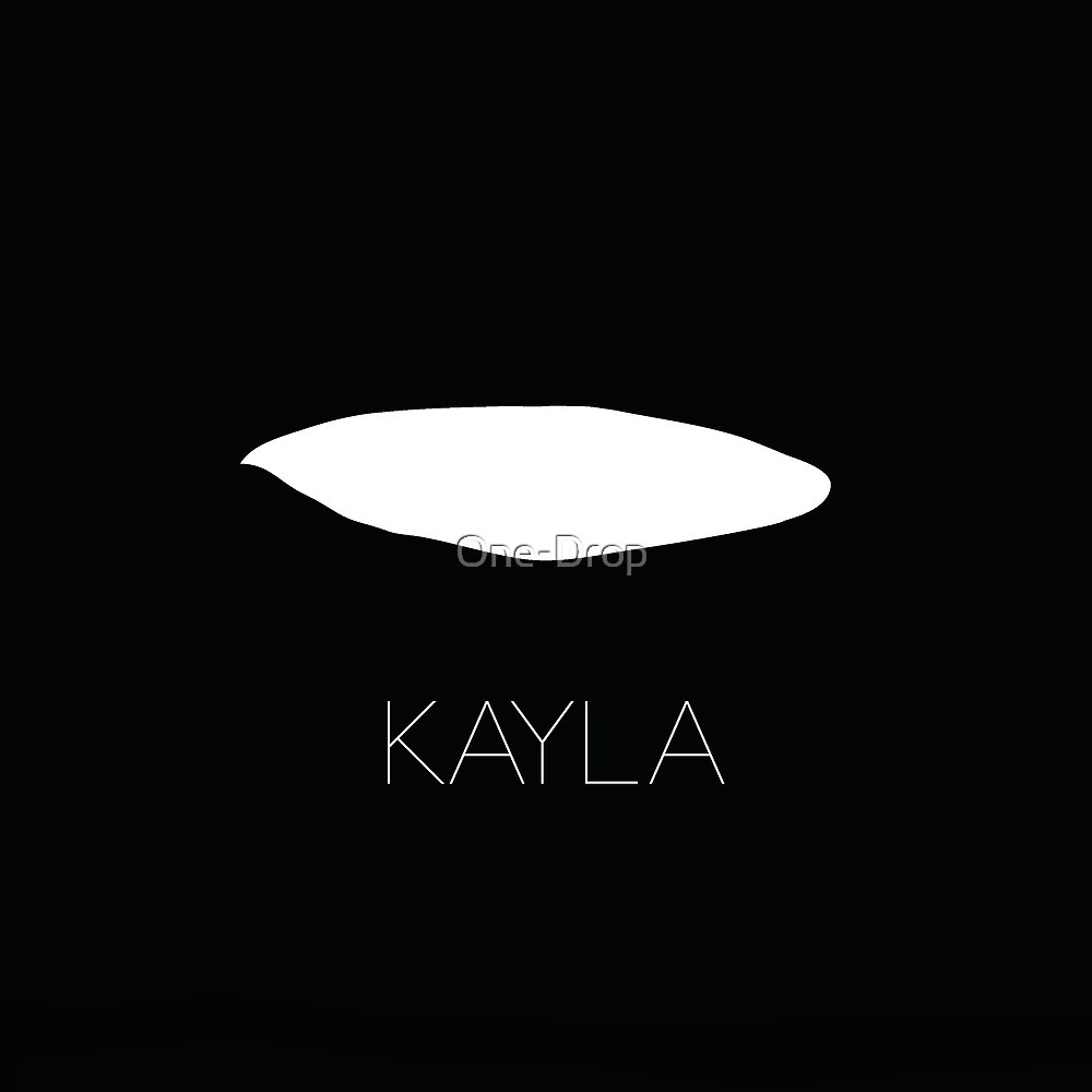 Kayla Orca Eyepatch by One-Drop