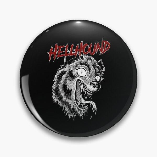 Hellhound Pin